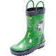 Kamik Orbit Rubber Boots Youths Green